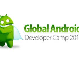 #14 for Design a Logo for Global Android Developer Camp 2014 af webbyowl