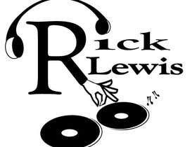 #37 for Design logo for DJ/Producer Rick Lewis af indikabogala22