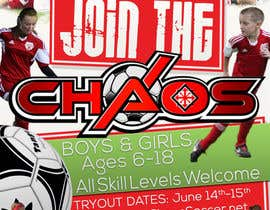 #29 cho Design an Flyer for Soccer Tryouts / Sign ups REVISED - repost bởi andrei11