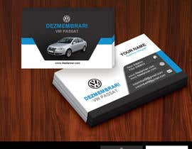 proloybishwash tarafından Business  Card Design for Auto Dismantling Business of VW Passat için no 7