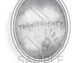 Nro 25 kilpailuun Illustrate 'Transparency' Image käyttäjältä monasama