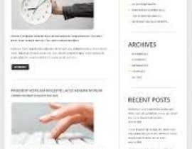 nº 17 pour Design a Website Mockup for joomla website - repost par manishrai22