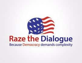 Nro 34 kilpailuun Design a Logo for Raze the Dialogue käyttäjältä anacristina76