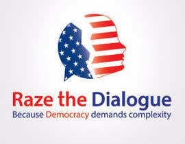 nº 46 pour Design a Logo for Raze the Dialogue par anacristina76