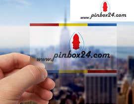 Nro 4 kilpailuun Logo creation for pinbox24.com cooperation platform with document flow and bussines contacts käyttäjältä akshayvalecha