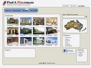 Graphic Design Inscrição do Concurso Nº7 para Graphic Design for The business is called 'FindAFlat.com.au'