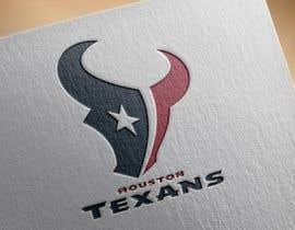 Nro 3 kilpailuun I need a Houston Texans logo designed. käyttäjältä ahmad111951