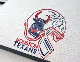 Nro 12 kilpailuun I need a Houston Texans logo designed. käyttäjältä AngyT