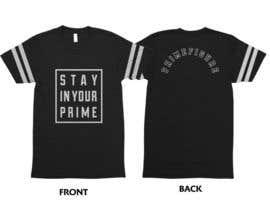 faridhnug tarafından Prime T-Shirt için no 6