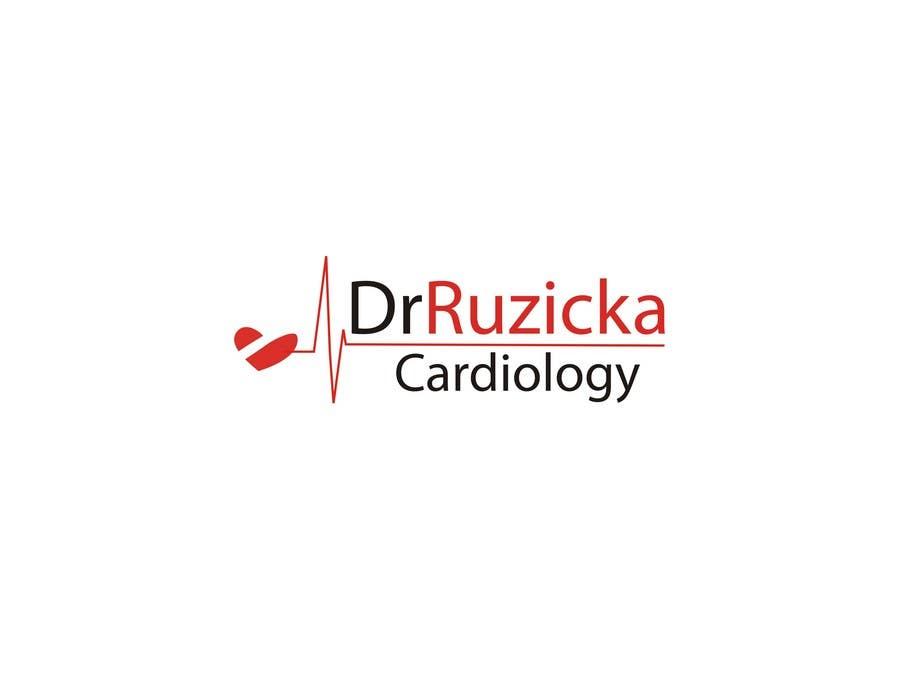 Конкурсная заявка №171 для Logo Design for Dr Ruzicka Cardiology
