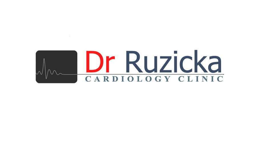 Конкурсная заявка №267 для Logo Design for Dr Ruzicka Cardiology
