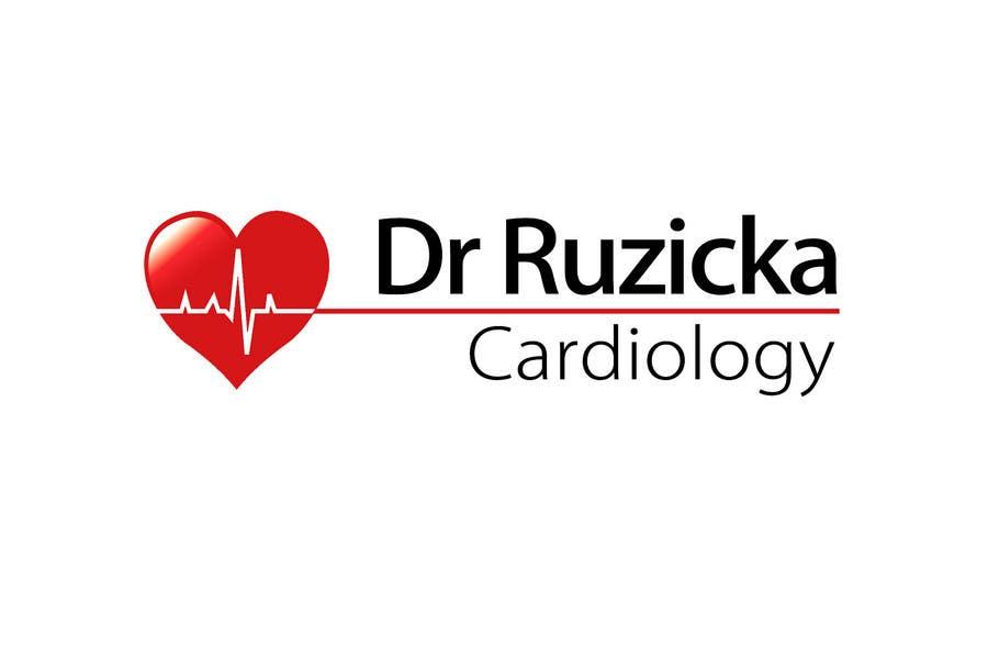 Конкурсная заявка №323 для Logo Design for Dr Ruzicka Cardiology