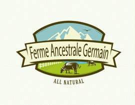 emilianolr tarafından Logo for a cattle farm için no 8