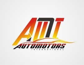 #136 for Design a Logo for Automotors International Corp af xahe36vw