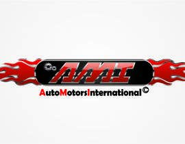 robertsdimants tarafından Design a Logo for Automotors International Corp için no 87