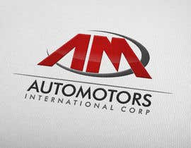 #147 for Design a Logo for Automotors International Corp af airbrusheskid
