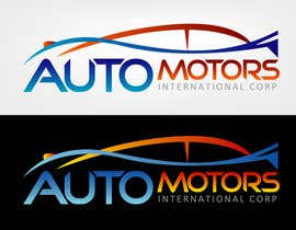 #117 for Design a Logo for Automotors International Corp af ashokmondol79
