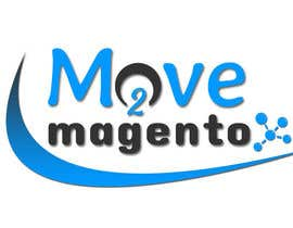 nº 45 pour Design a Logo for Move2Magento and MovetoMagento par MakhijaRavi