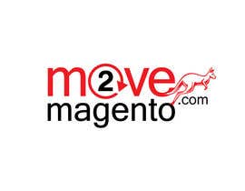 nº 31 pour Design a Logo for Move2Magento and MovetoMagento par ayogairsyad