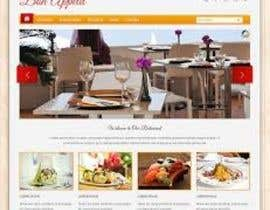 #2 untuk Build a Website for restaurants oleh manishrai22