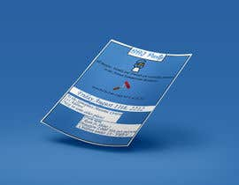 Nro 2 kilpailuun BBQ invite flyer käyttäjältä ShayhR