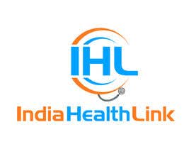 #10 para Design a Logo for India Health Link por ibed05