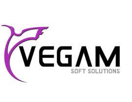 #52 para Design a Logo for Vegam Soft Solutions por YazidiAli