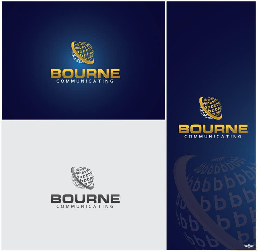#428 for Logo Design for Bourne Communicating by MaxDesigner