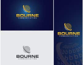#428 untuk Logo Design for Bourne Communicating oleh MaxDesigner
