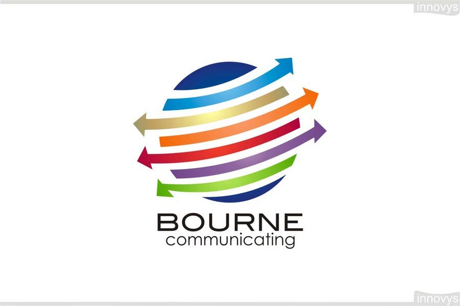 #447 for Logo Design for Bourne Communicating by innovys