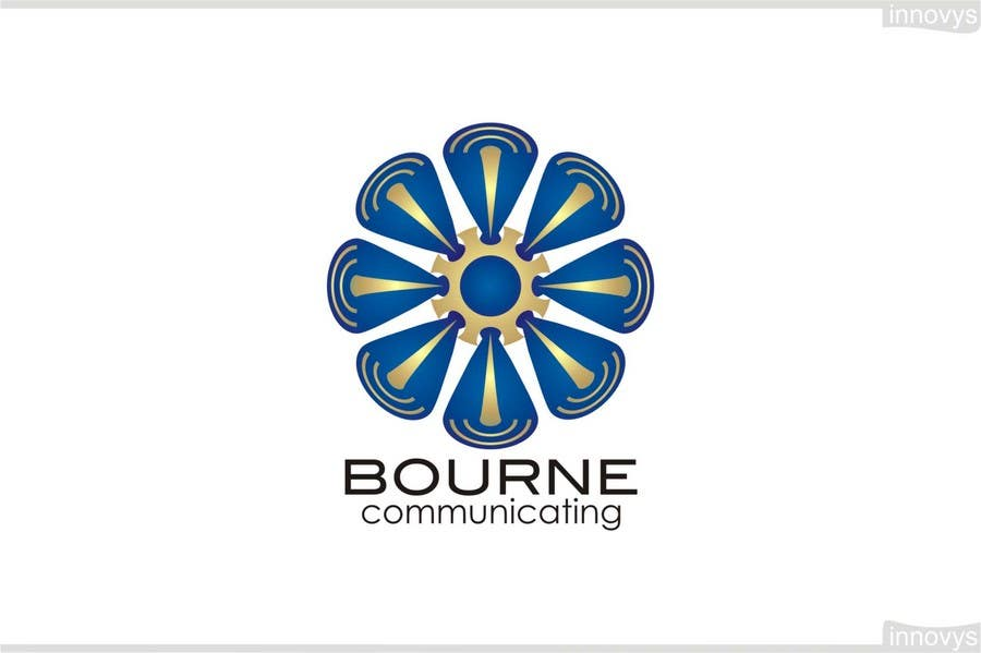 #459 for Logo Design for Bourne Communicating by innovys