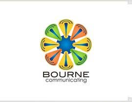 #460 untuk Logo Design for Bourne Communicating oleh innovys
