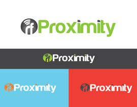 nº 10 pour Design a Logo for ibeacon, wifi company called rfproximity.com par chrissieroberts