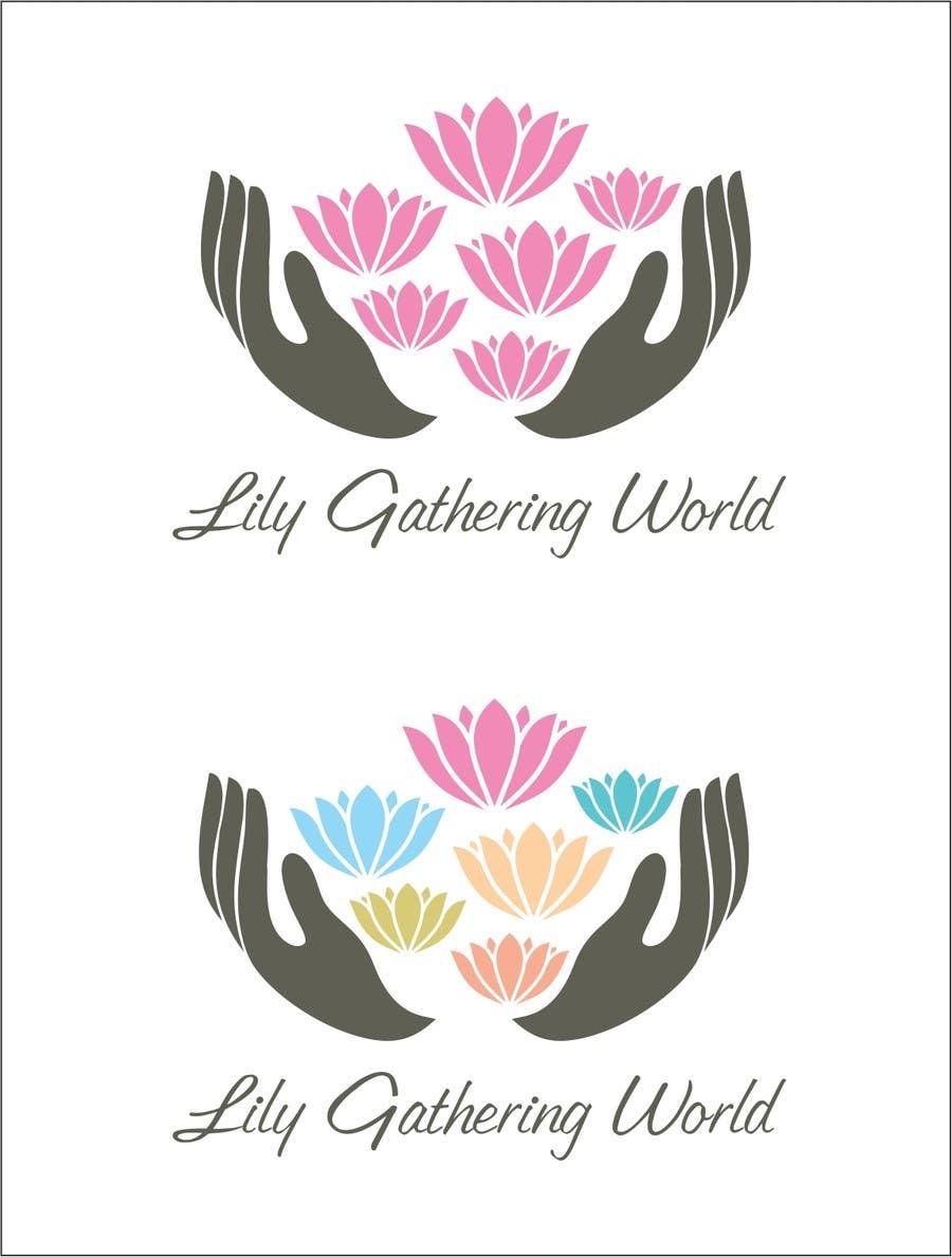 Inscrição nº 24 do Concurso para Design a Logo for Lily Gathering World