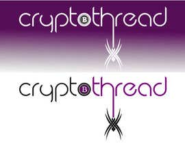 #116 for Design a Logo for www.CryptoThread.com by elena13vw
