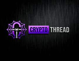 nº 139 pour Design a Logo for www.CryptoThread.com par workha