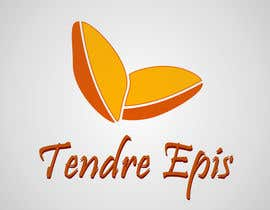 "#48 for ""Tendre Epis"" logo by shain22"