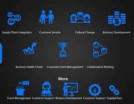 #30 para Design 7 Logos for each for one of the service titles below por fueldesignyard