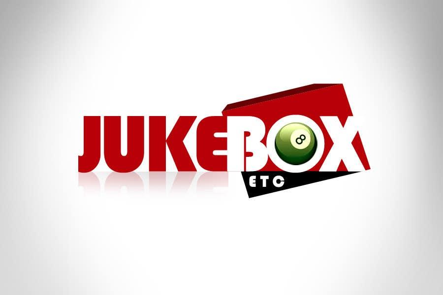 Participación en el concurso Nro.262 para Logo Design for Jukebox Etc