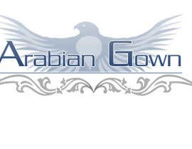 #33 para Logo Design for Arabian Gown por abcreno300