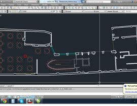 crystalARCH tarafından Please think a best floor plan for a new restaurant ( no Design) için no 3