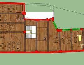 chiarabellini tarafından Please think a best floor plan for a new restaurant ( no Design) için no 6