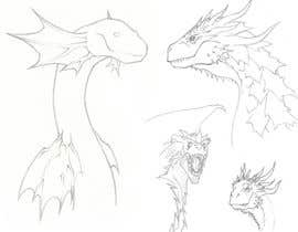 #9 para Dragons for a new online game por AlexDKZ