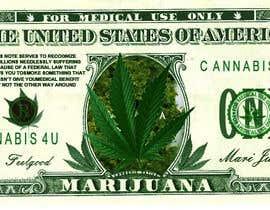 Nro 12 kilpailuun Marijuana Currency Fake Bill käyttäjältä constantino1983