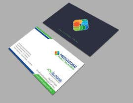 Nro 26 kilpailuun Business Card Design käyttäjältä OviRaj35