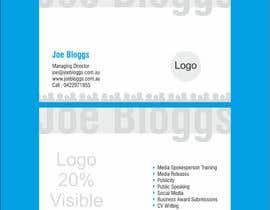 Nro 29 kilpailuun Business Card Design käyttäjältä artworkss