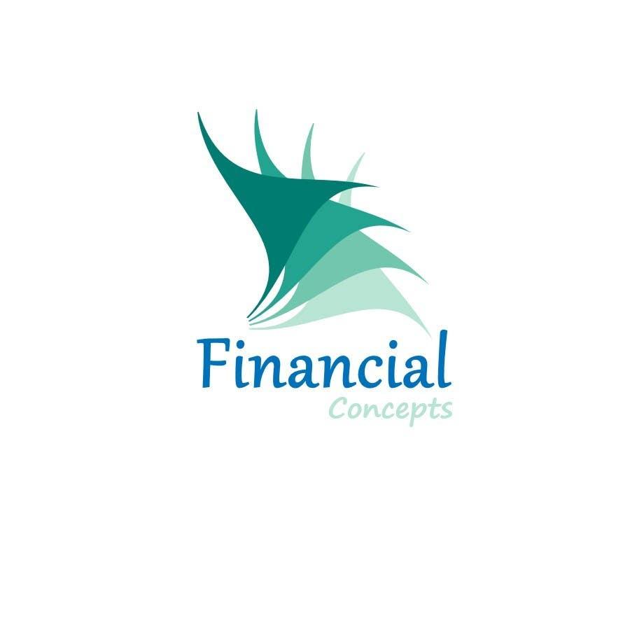 Entri Kontes #148 untukLogo Design for Financial Concepts