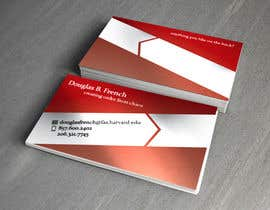 nº 3 pour Design Business Cards for manager to be par danmiz24