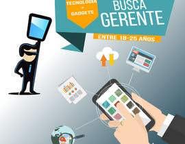 Nro 34 kilpailuun Diseñar un banner de Solicitud de Empleado käyttäjältä PidemeLQQuieras