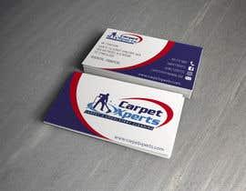 Nro 9 kilpailuun CARPET XPERTS BUSINESS CARD käyttäjältä DACM312